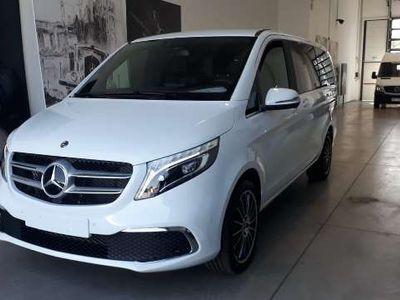 usata Mercedes 300 Vd Automatic 4Matic Premium Long