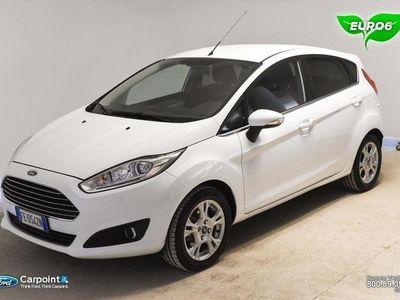 gebraucht Ford Fiesta 1.0 ecoboost Titanium 100cv 5p E6