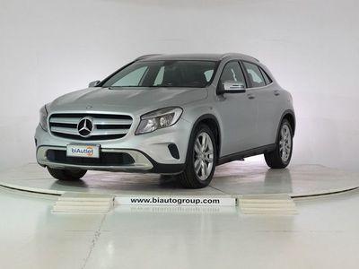 używany Mercedes 220 GLA Classe (X156)CDI Automatic 4Matic Sport