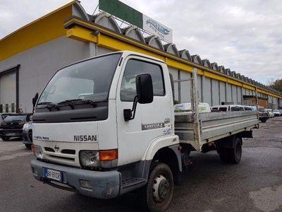used Nissan Cabstar -E 110.35 3.0 Tdi RATEALE SENZA BANCHE