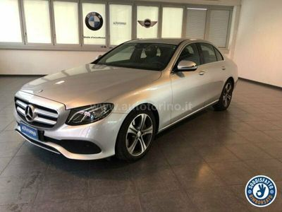 usata Mercedes E220 Classe E E220 d Business Sport auto