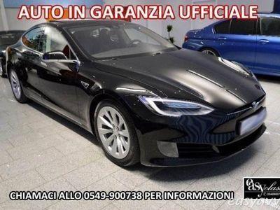 usata Tesla Model S 75kwh full opt tettuccio elettrica 4/5-porte automatico nero