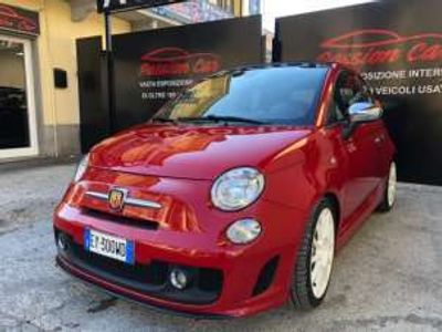 usata Abarth 500C 1.4 Turbo T-Jet Custom