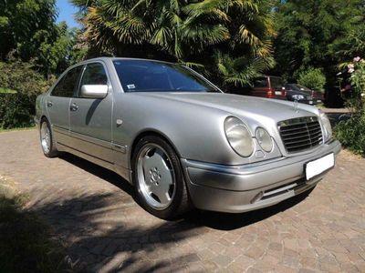 usata Mercedes E50 AMG classe eamg