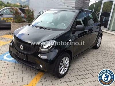 brugt Smart ForFour FORFOUR1.0 Youngster 71cv my18
