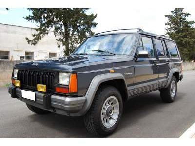 sold jeep cherokee 2 1 td anno 90 used cars for sale autouncle. Black Bedroom Furniture Sets. Home Design Ideas