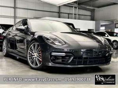 usata Porsche Panamera 4.0 GTS TETTO LED 21´´ BOSE Benzina