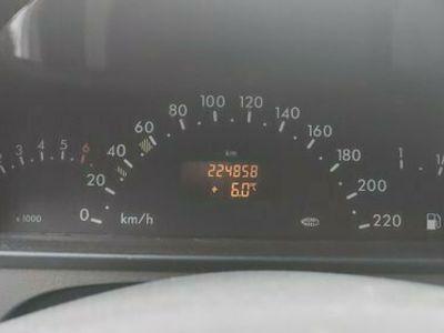 usata Mercedes A160 classe