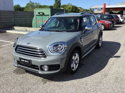 used Mini Cooper D Countryman 2.0 Business Countryman Automatica