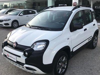 brugt Fiat Panda Cross 1.3 MJT 95 CV S&S City
