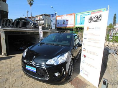 used Citroën DS3 Cabriolet 1.2 82 cv so-chic