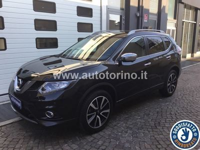 brugt Nissan X-Trail X-TRAIL1.6 dci Acenta Premium 2wd xtronic