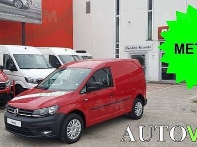 usata VW Caddy Veicoli Commerciali1.4 TGI Furgone Business nuova a Vicenza