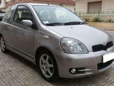 usata Toyota Yaris 1.5i 16v cat 3 porte t sport benzina