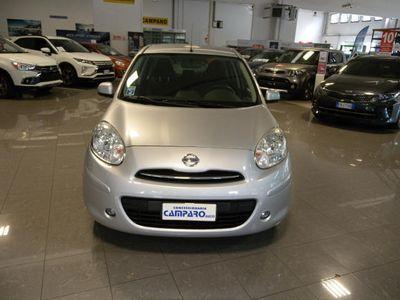 usata Nissan Micra 1.2 12V 5 porte PURE DRIVE