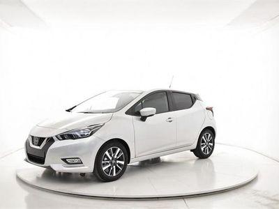 """usata Nissan Micra 1.5 dCi 90CV Tekna , CERCHI IN LEGA 17"""" - LED"""