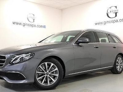 usata Mercedes E220 S.W. 4Matic Auto Business Sport