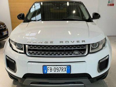 usata Land Rover Range Rover evoque 2.0 TD4 150 CV 5p. SE AUTOMATICA