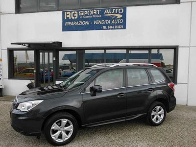 usata Subaru Forester 2.0i BI-Fuel Exclusive