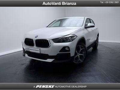 usado BMW X2 sDrive 18d Advantage
