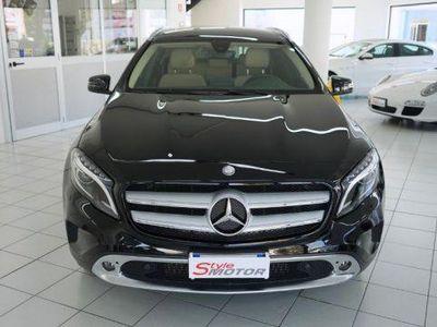 used Mercedes GLA200 D AUTOMATIC 4MATIC ENDURO ACTI: EMISSIONI E CONSUMI