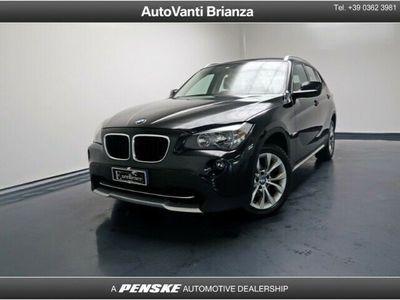 usata BMW X1 sDrive18d Eletta del 2011 usata a Desio