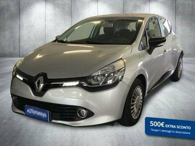 usata Renault Clio IV 5p 1.5 dci EcoBusiness s&s 83gr 90cv