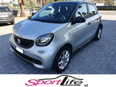 brugt Smart ForFour 70 1.0 Youngster