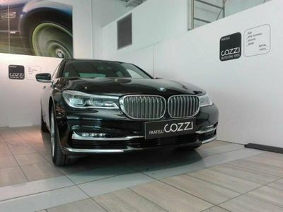 usata BMW 730 Serie 7 (G11/G12) d xDrive Luxury Pack Exclusive