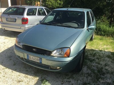usata Ford Fiesta 1.8D - 2000