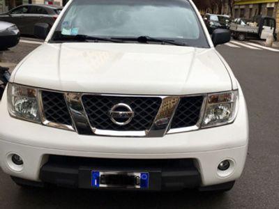 usata Nissan Pathfinder 2.5 dCi LE Chrome