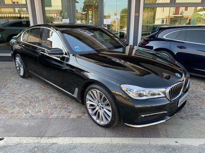 usata BMW 730 Serie 7 (G11/G12) Eccelsa- XDRIVE -NAZIONALE!