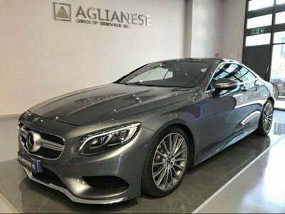 begagnad Mercedes S500 S SEC 500 Coupé 4Matic Premium Plus AMG Line