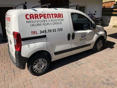 second-hand Fiat Fiorino scaffalato pronto all'uso