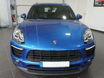 usata Porsche Macan 3.0 S Diesel *Navi*Luft*AHK*Alcantara*