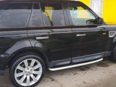 używany Land Rover Range Rover Sport HSE