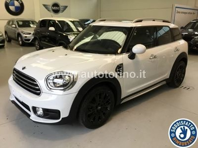 usata Mini Cooper D Countryman COUNTRYMAN PACCHETTO BUSINESS XL