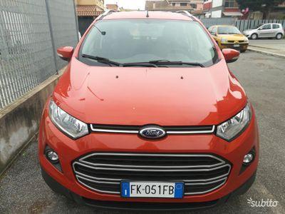 usata Ford Ecosport 2015