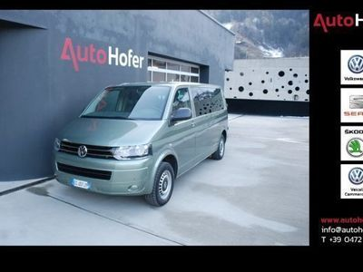 used VW Caravelle