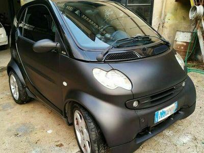 usata Smart ForTwo Coupé city-coupé/city-cabrioCDI diesel nero opaco