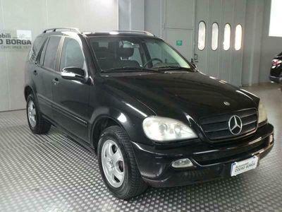 usata Mercedes ML270 turbodiesel cat CDI SE Leather