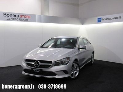 used Mercedes CLA200 Classe CLAd S.W. Automatic Business