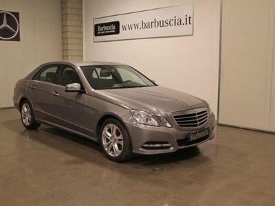 usado Mercedes E220 CDI BlueEFFICIENCY Avantgarde