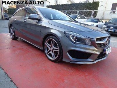 usata Mercedes CLA220 d S.W. Automatic Premium.AMG.TELECAMERA