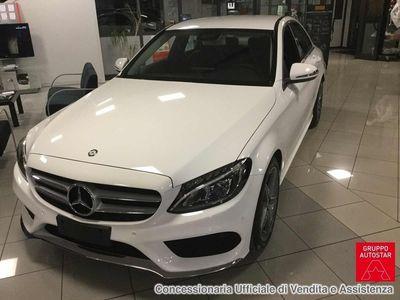 usata Mercedes C200 Classe Cd Automatic Premium