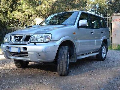 usata Nissan Terrano Super 3.0 DiT 5 porte Wagon