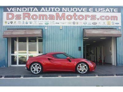 usata Alfa Romeo 4C 1.8 TBi COUPE' SPORT PACK CARBON 18/19 ALCANTARA