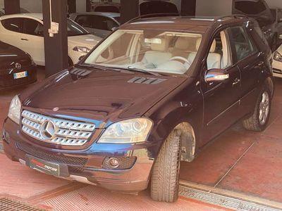 usata Mercedes ML320 *SPORT*PELLE*SENSORI*