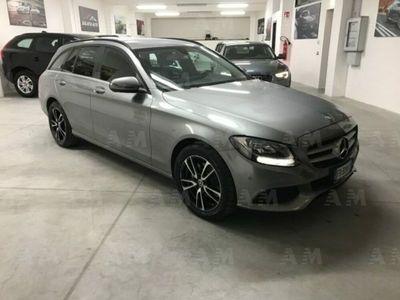 używany Mercedes 200 Classe C Station Wagond Auto Business usato