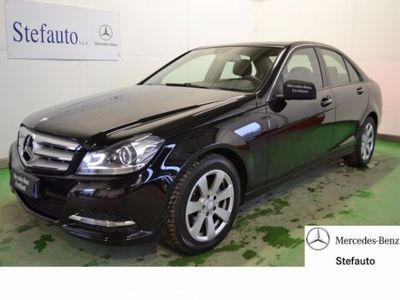 usata Mercedes C200 CLASSE CCDI BlueEFFICIENCY Executive